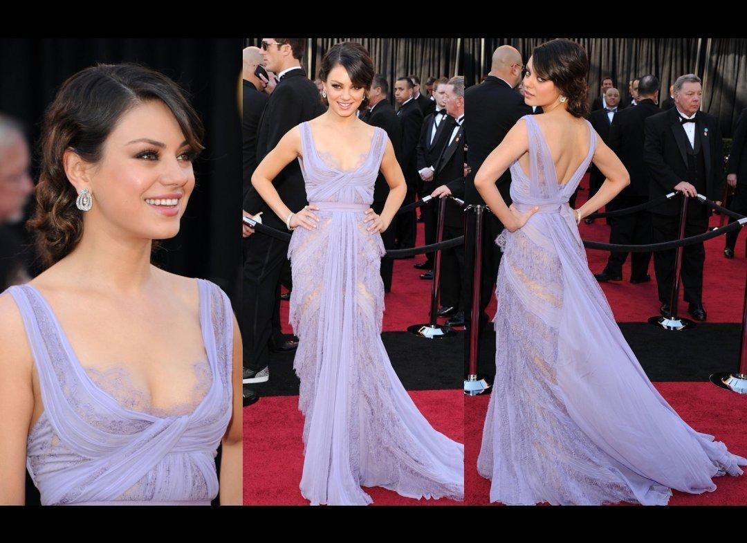 Mila Kunis Dress